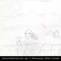 Adriana-Maksimaviciute,-Sadness