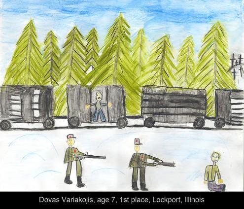 Dovas-Variakojis,-Exile