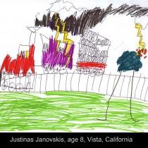 Justinas-Janovskis,-Exile