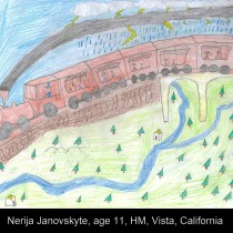 Nerija-Janovskyte,-Train-of-Misfortune