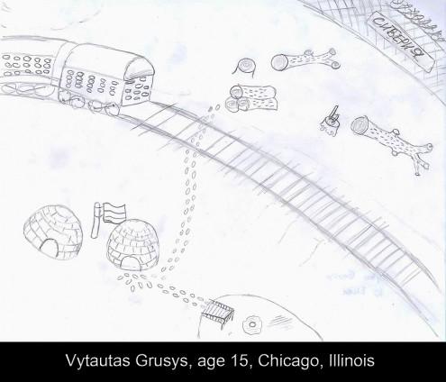 Vytas-Grusys,-Siberia